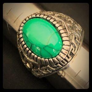 Size 8 unisex ring